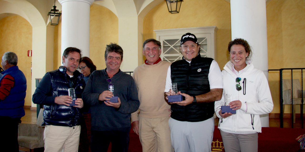 Torneo de Golf Adaptado 2016 FGRM – La Torre Golf