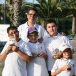 "Torneo ""Fin de curso"" Golf Adaptado"
