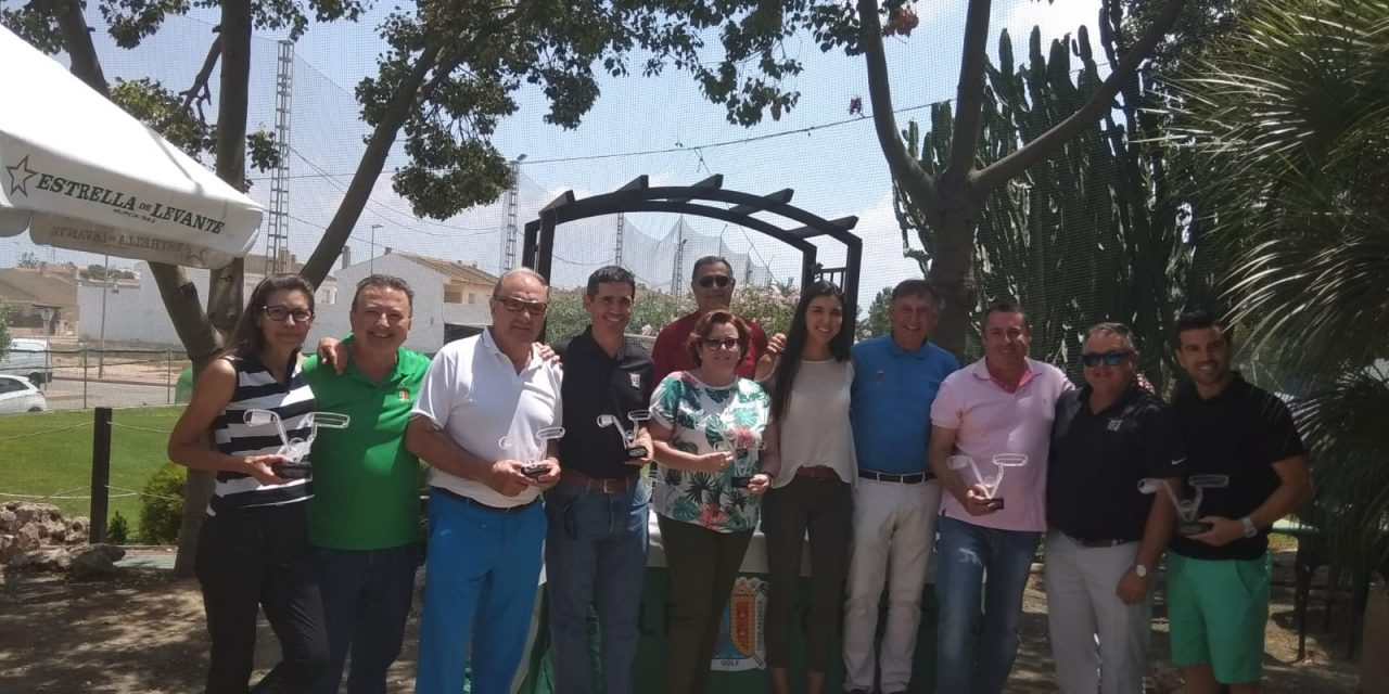 RESULTADOS ABSOLUTO PITCH AND PUTT: TORRE PACHECO