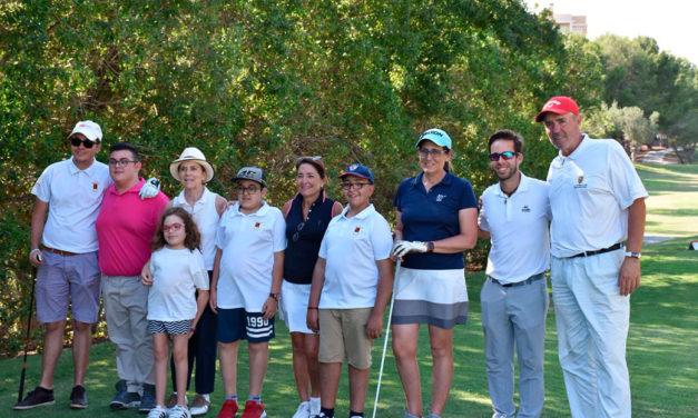 """V Campeonato de golf de """"Los Pulseras Verdes""""."""
