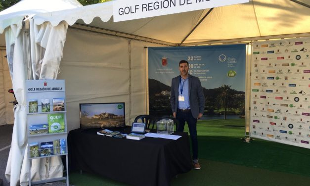 La Federación de Golf en Madrid Golf 2018