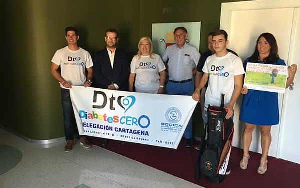 Golf solidario – Torre Pacheco con DiabetesCero.
