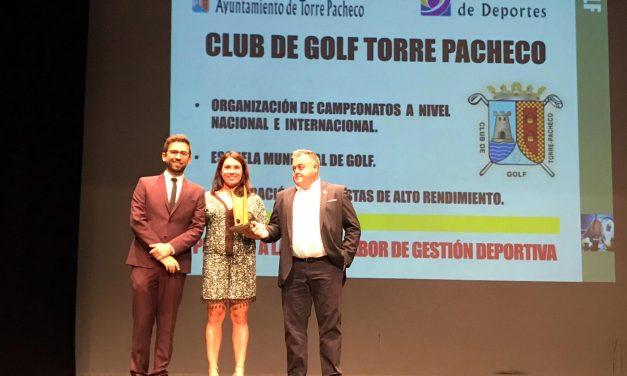 Premio a la Gestión Deportiva 2017
