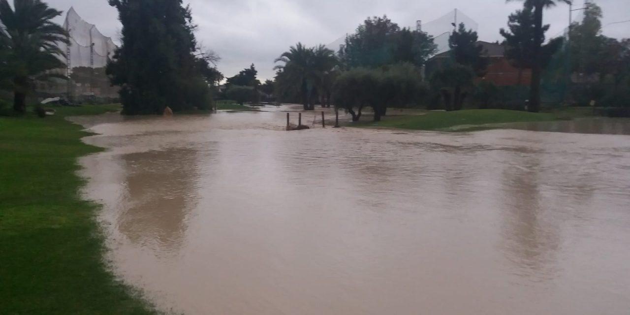 Cierre temporal del campo de Torre Pacheco