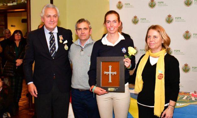 Patricia Garre gana el 'Memorial Celia Barquín' .