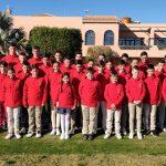 Escuela de Golf juvenil F.G.R.M 2019