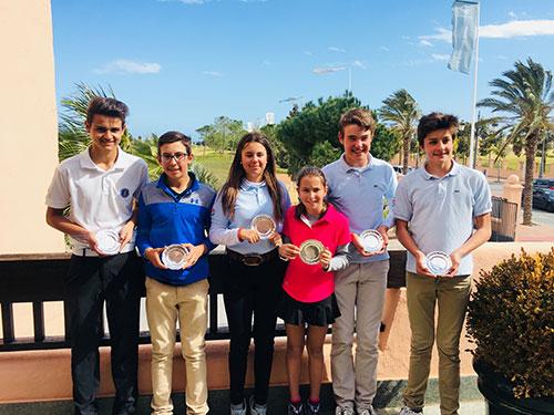 Puntuable Zonal Murcia- C. Valenciana 2018