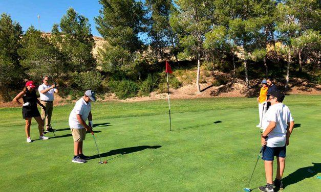 """VII Campeonato de golf de """"Los Pulseras Verdes"""""""