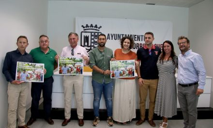 Presentación oficial del Cpto. de E. Sénior Pitch and Putt