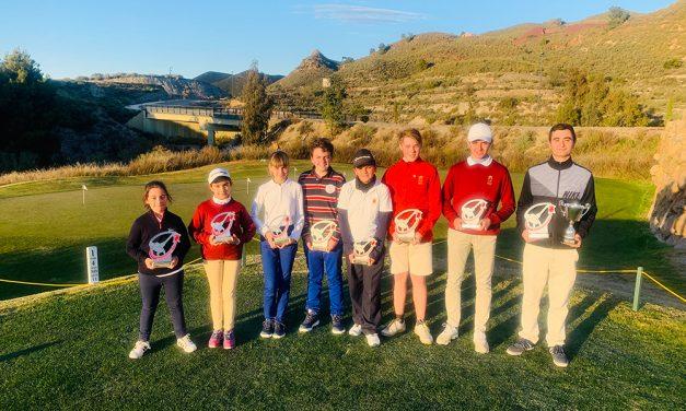Mensual juvenil FGRM – Lorca Golf Resort