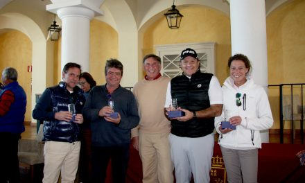 Torneo de Golf Adaptado 2016 FGRM – La Torre Golf