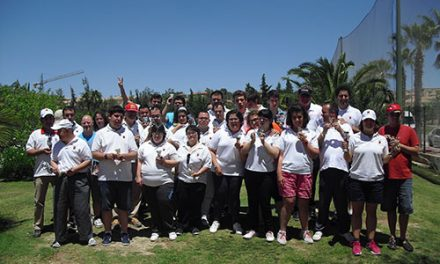 Clausura  Escuela de Golf Adaptado 2015-2016