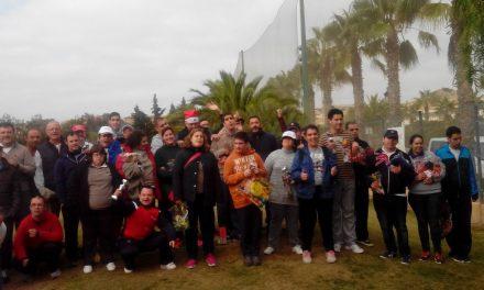 Torneo de Navidad – Escuela de Golf Adaptado