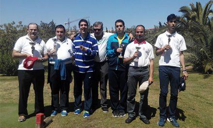 Torneo de la Escuela de Golf Adaptado