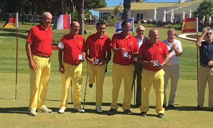 Campeonato de Europa de Golf Adaptado por Equipos