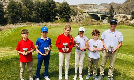 I Mensual juvenil de la Federación de Golf