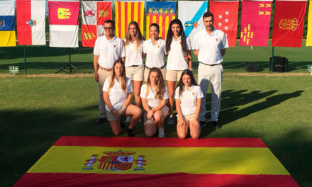 Interautonómico Absoluto Femenino – Sherry Golf