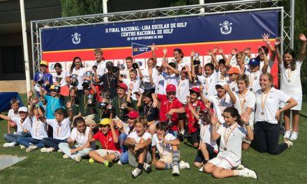 Murcia gana: II Final Nacional de la Liga Escolar