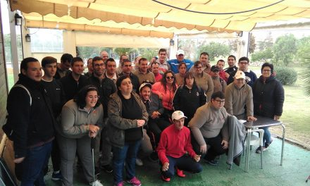 Mensual Golf Adaptado en Montepríncipe