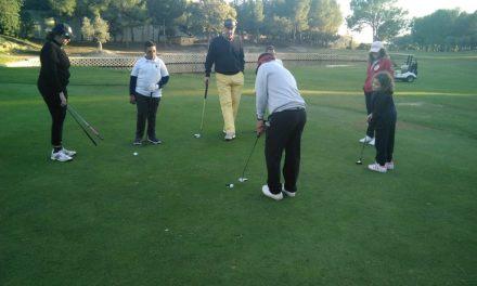 VI Campeonato de golf de «Los Pulseras Verdes»