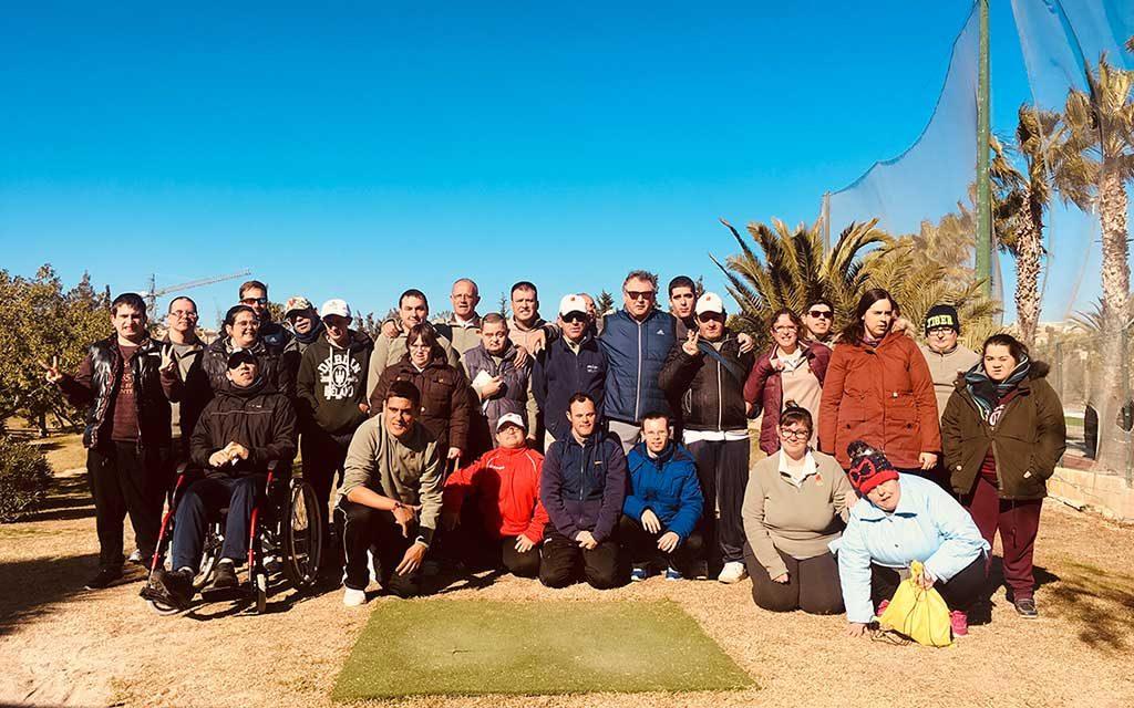 Los Reyes Magos del Golf Adaptado