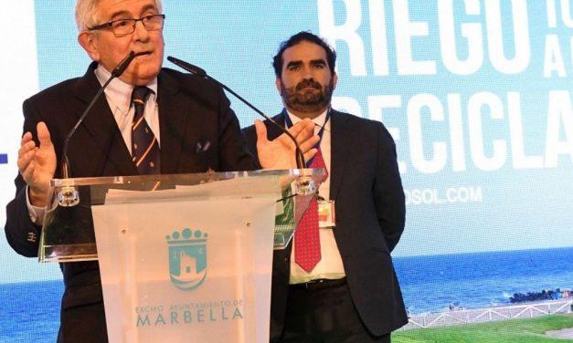 Estudio de uso del agua en campos de golf España