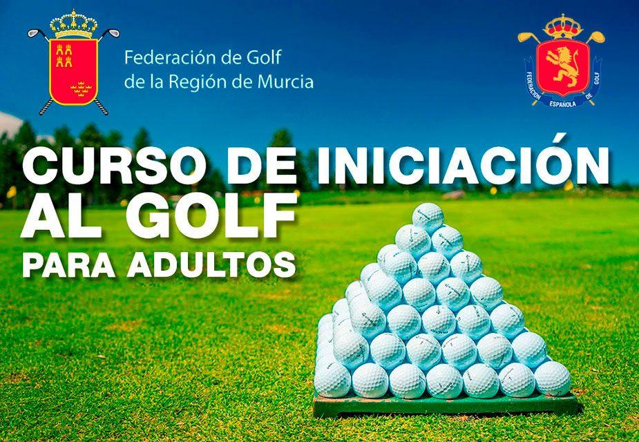 Cursos de golf subvencionados 2019
