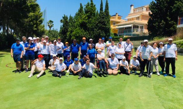 X Aniversario de Golf Adaptado de la FGRM