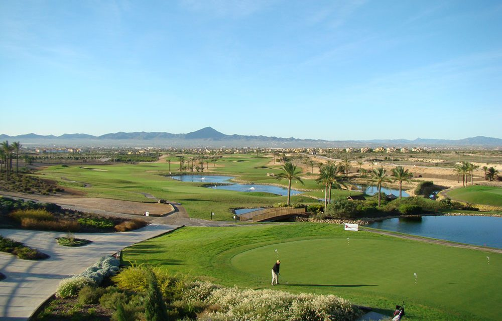 The Amateur Golf World Cup en la Región de Murcia