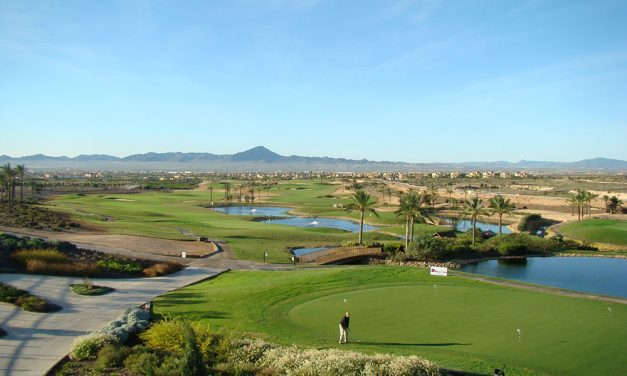 XXXII edición del Campeonato de la PGA de España en Murcia