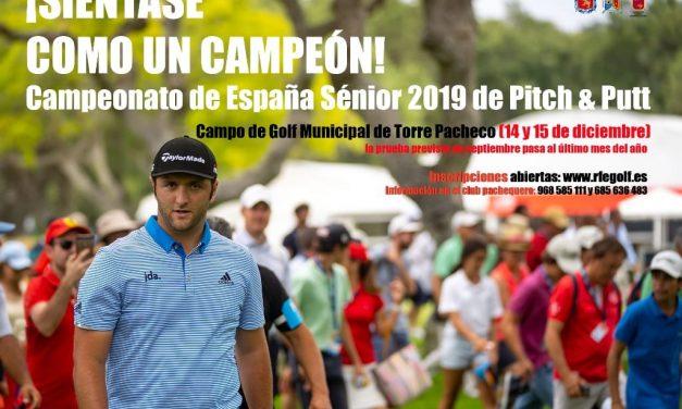 Campeonato de España Sénior de P&P