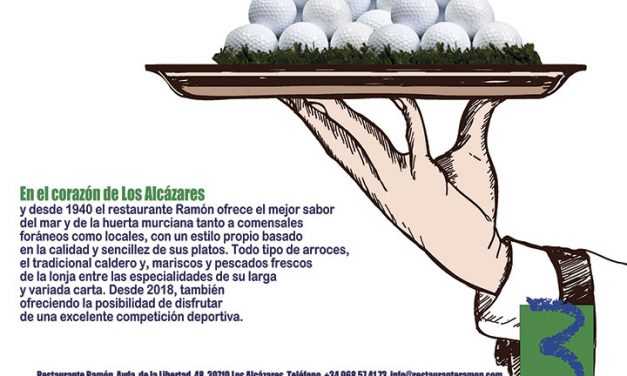 Suspendido el II Torneo de Golf Restaurante Ramón