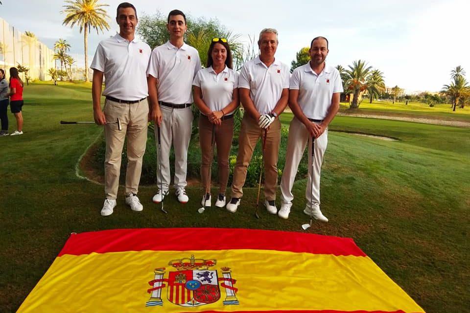 Murcia 8ª clasificada en el Interautonómico de P&P