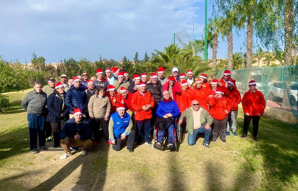 Torneo de Navidad de Golf Adaptado 2019
