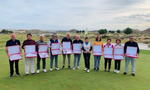 Cto Senior Masculino y Femenino de la Región de Murcia 2019