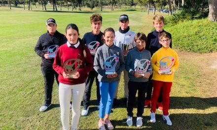 I Mensual Juvenil de la FGRM en Real Golf La Manga Club