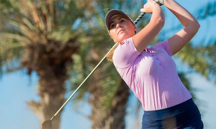 Ladies European Tour (LET) QUALIFYING SCHOOL. La Manga CLub