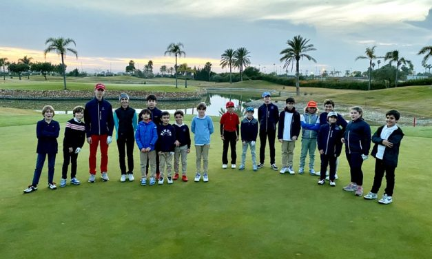 LIGA JUVENIL RODA GOLF – NEW CASTELAR COLLEGE 2020