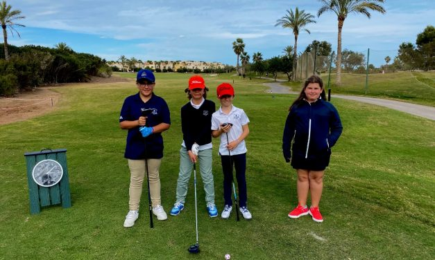 LIGA JUVENIL RODA GOLF – NEW CASTELAR COLLEGE