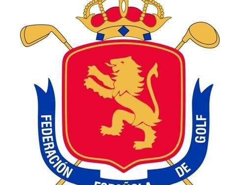 La RFEG aplaza todos los Campeonatos Nacionales Amateurs