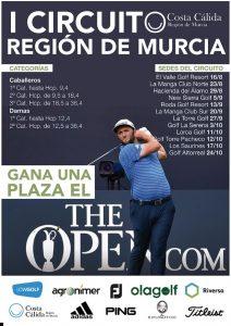Circuito Región de Murcia