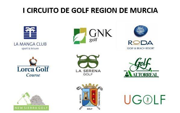 I CIRCUITO DE GOLF REGIÓN DE MURCIA