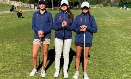 3 murcianas en el Cto de España sub 18
