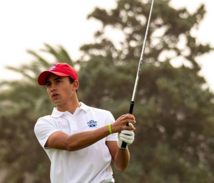 Campeonato de Canarias Masculino 2021-Ángel Pérez 5ºpuesto