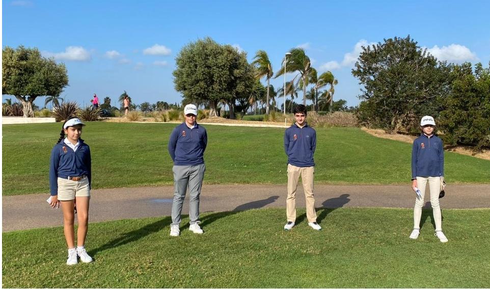 III Mensual Juvenil – Roda Golf & Beach Resort