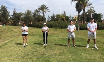 Concentración Sub 21 – La Serena Golf