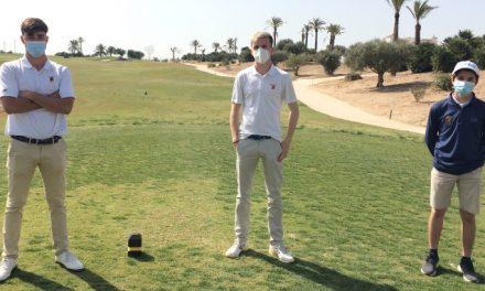 Concentración Sub 21 – La Torre GNK Golf