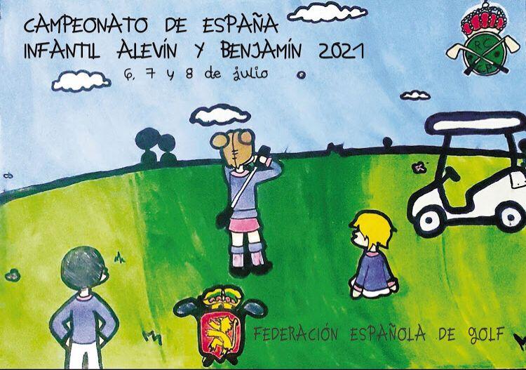 Campeonato de España Infantil, Alevín y Benjamín
